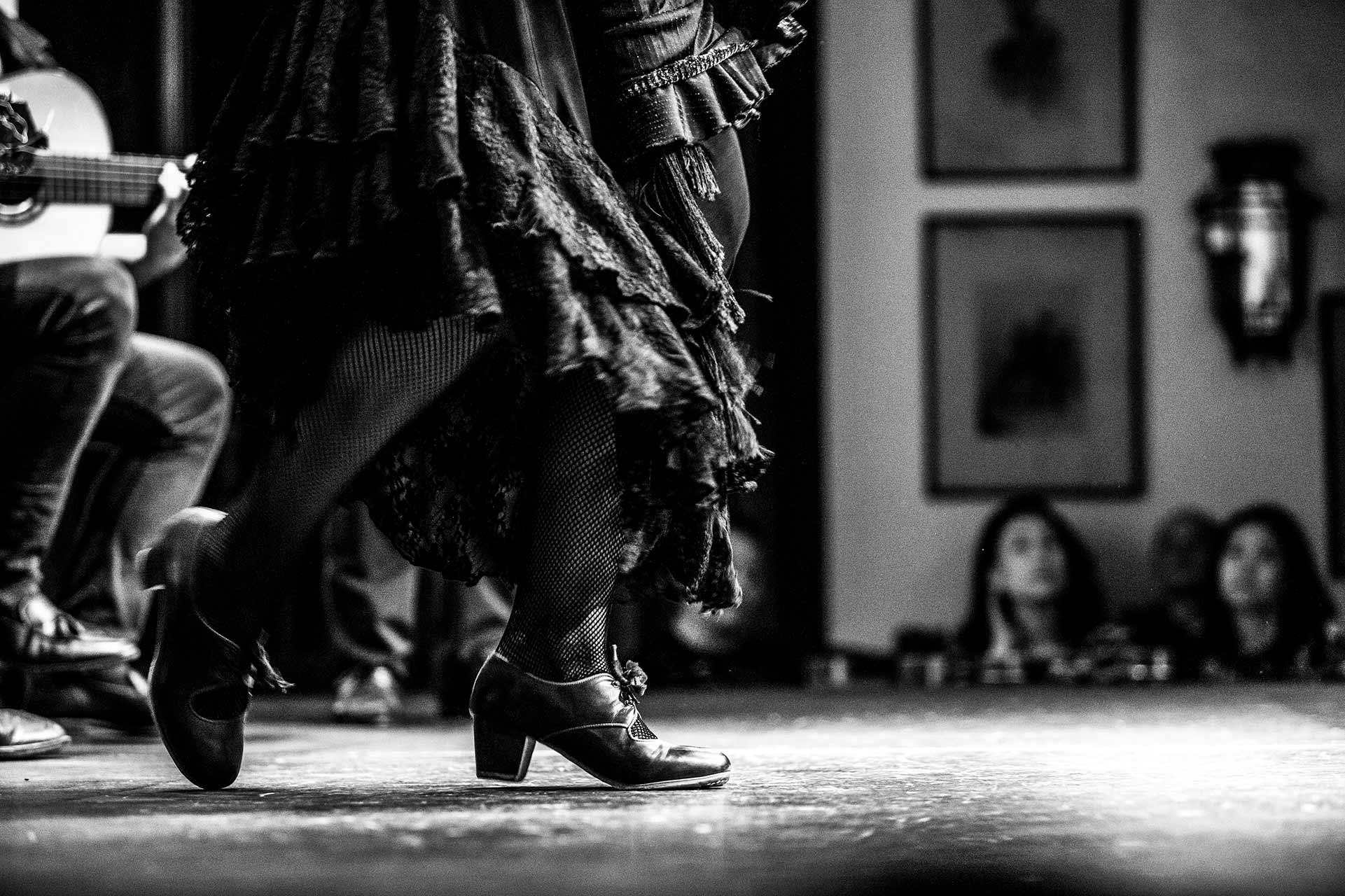 El mejor tablao flamenco de Sevilla